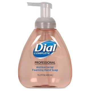Dial Complete Professional Foaming Hand Soap - Pink (1/Carton)