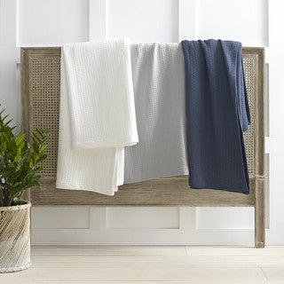 Link to Nautica Baird Diamond Knit Cotton Twill Blanket Similar Items in Blankets & Throws