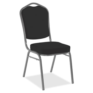 Iceberg Banquet Chair - Black (4/Carton)