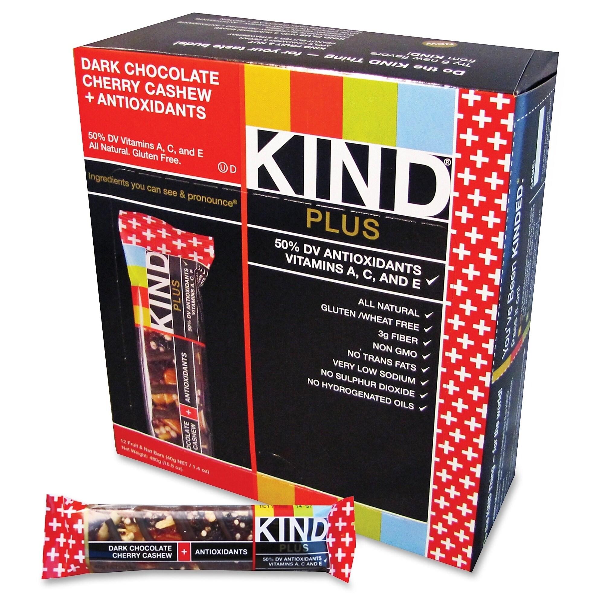 KIND Snack Bars(12/Box) (Master)