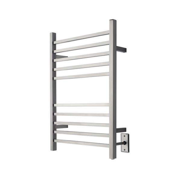 Amba Radiant Square Hardwired Bathroom Towel Warmer