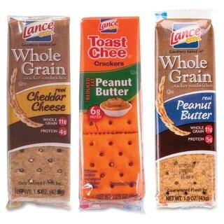 Lance Cracker Sandwiches Variety Pack(24/Box)