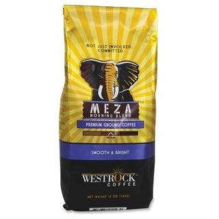 Westrock Meza Morning Blend Ground Coffee - Yellow/Black