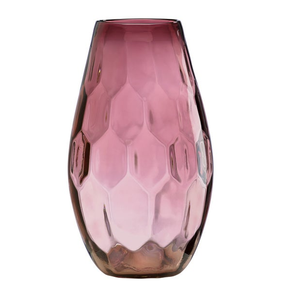 Lenox Hive Purple Crystal 13.5-inch Large Vase