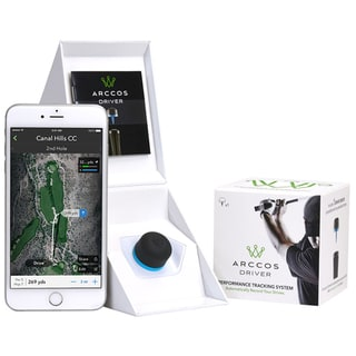 Arccos Driver GPS Tracking System
