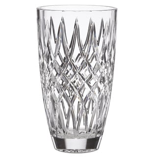 Lenox MacKenna Clear Crystal Irish Vase
