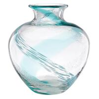 Lenox Seaview Bubble Swirl Vase