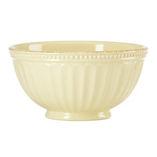 Lenox French Perle Groove Butter All Purpose Bowl