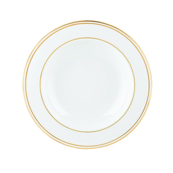 Lenox Federal Gold 9 Inch Pasta/Rim Soup Bowl