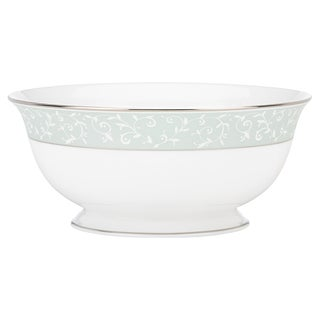 Lenox Opal Innocence Blue Serving Bowl
