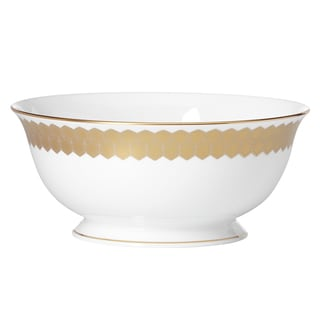 Lenox Prismatic Gold Serving Bowl