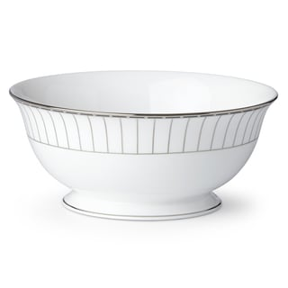 Lenox Platinum Onyx Serving Bowl