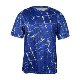 Shock Youth Royal Blue Basic T-Shirt