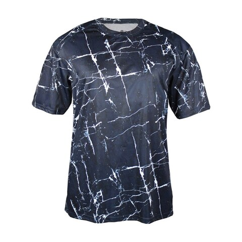 Shock Youth Navy Basic T-Shirt