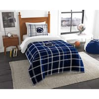 The Northwest Company COL 835 Penn State Twin Comforter Set