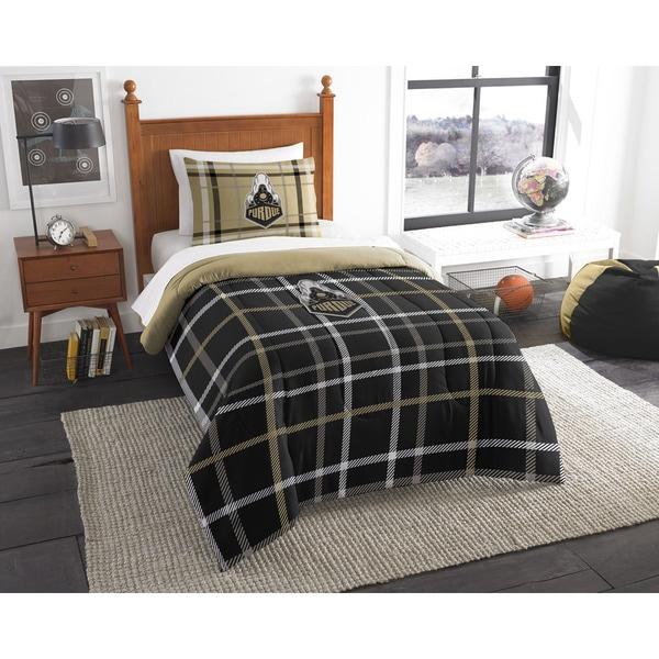 The Northwest Company COL 835 Purdue Twin Comforter Set