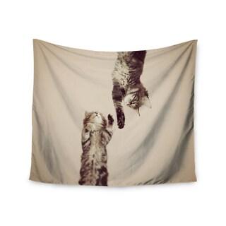 Kess InHouse Monika Strigel 'Upside Down' 51x60-inch Wall Tapestry