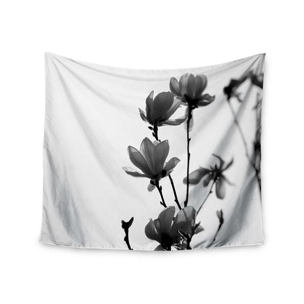 Kess InHouse Monika Strigel 'Mulan Magnolia' 51x60-inch Wall Tapestry