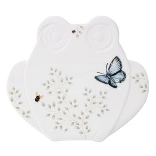 Lenox Butterfly Meadow Figural Frog Trivet
