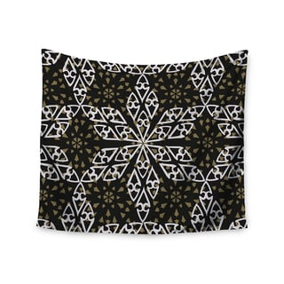 Kess InHouse Miranda Mol 'Ethnical Snowflakes' 51x60-inch Wall Tapestry