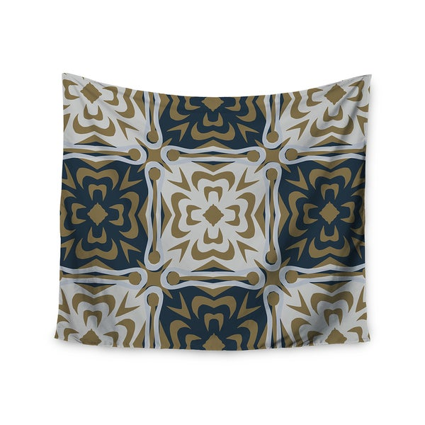 Kess InHouse Miranda Mol 'Contemporary Granny' 51x60-inch Wall Tapestry