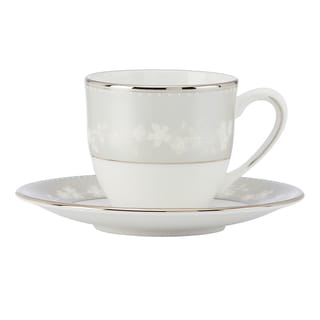 Lenox Bellina Demi Cup and Saucer