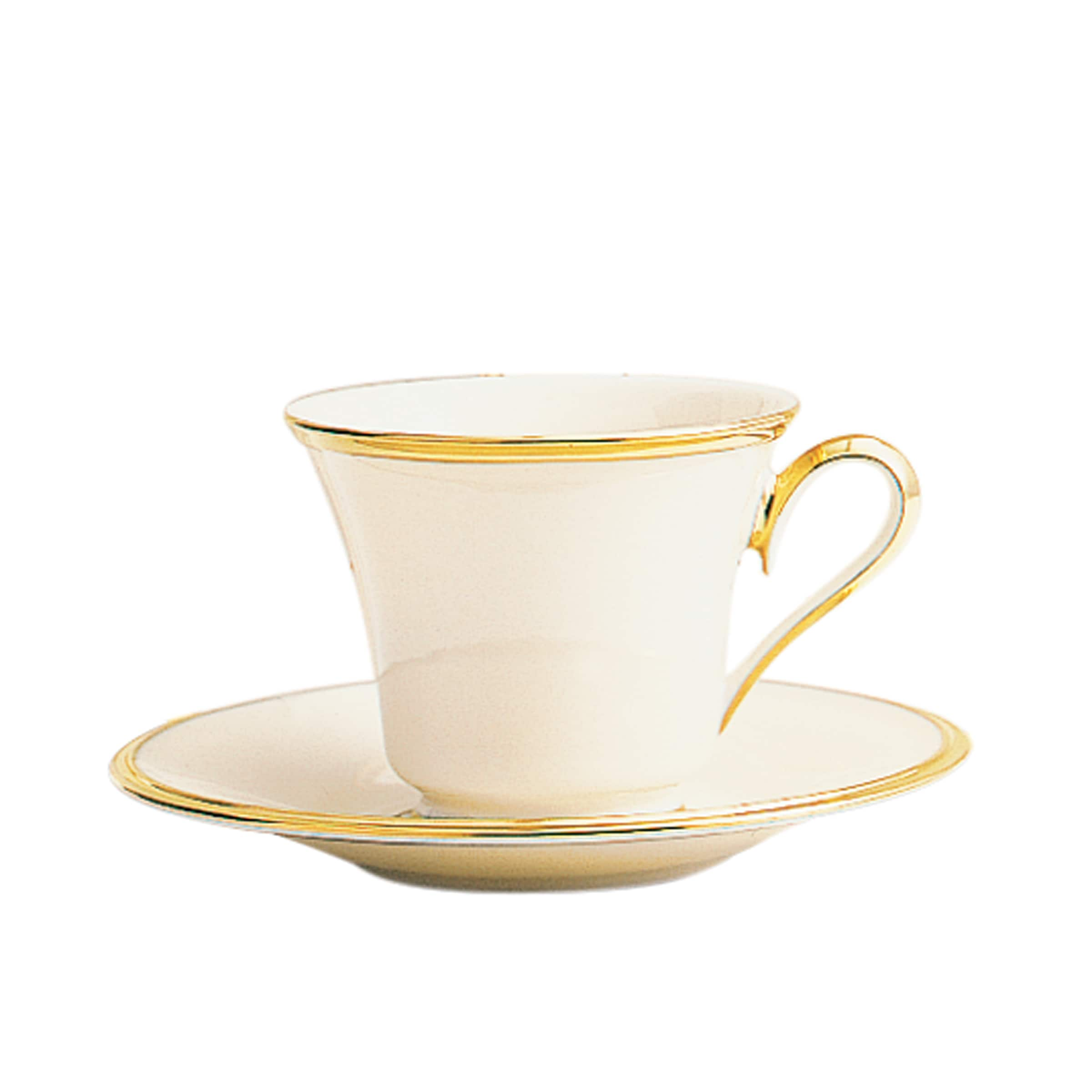 Lenox Eternal Tea Cup and Saucer (Eternal DW TEA CUP & Sa...