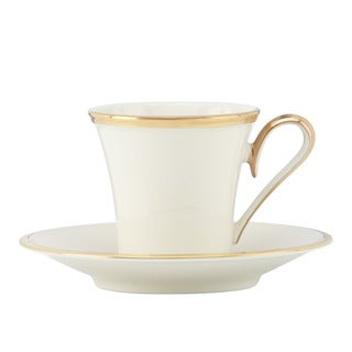Lenox Eternal Demi Cup And Saucer