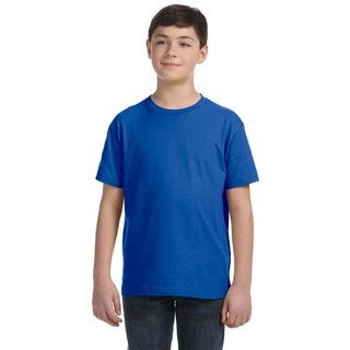 Youth Royal Blue Jersey T-shirt