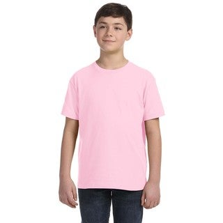 LA Boy's Pink Jersey T-shirt (5 options available)