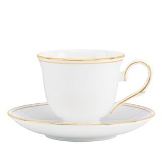 Lenox Federal Gold Tea Cup and Saucer Set