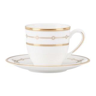 Lenox Jeweled Jardin Espresso Cup & Saucer