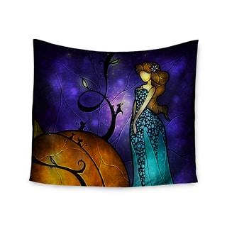 Kess InHouse Mandie Manzano 'Cinderella' 51x60-inch Wall Tapestry