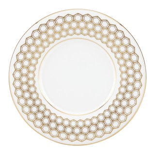 Lenox Prismatic Gold Can Saucer