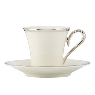 Lenox Solitaire Demi Cup and Saucer