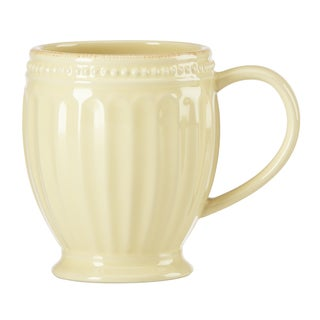 Lenox French Perle Groove Butter Mug