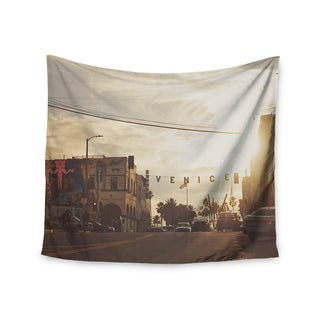 Kess InHouse Myan Soffia 'Winter in Venice' 51x60-inch Wall Tapestry