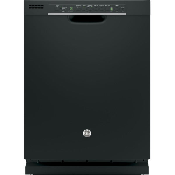 GE Black Full-console Dishwasher
