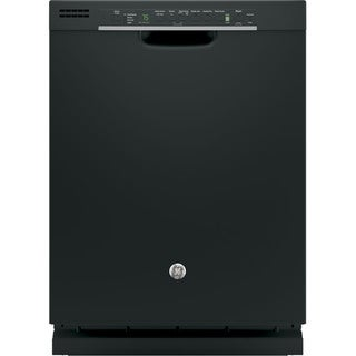GE Black Full-console Dishwasher