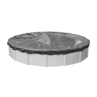 Robelle 20-year Ultimate Winter Cover for Round Above Ground Swimming Pools