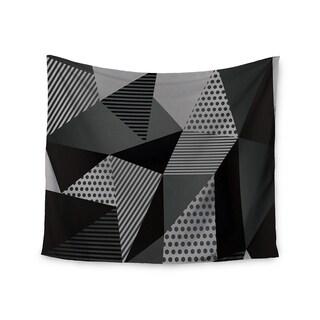 Kess InHouse Louise Machado 'Gray Pallete' 51x60-inch Wall Tapestry