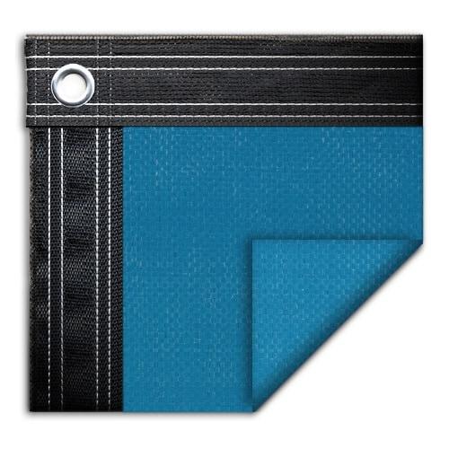 Pool Mate Econo-Mesh Blue Polyethylene Winter Cover for I...