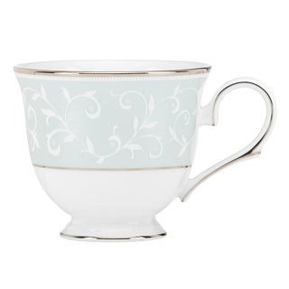 Lenox Opal Innocence Blue Tea Cup