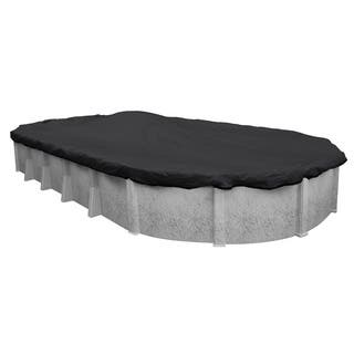 Pool Mate Black Mesh Heavy-duty Winter Cover for Oval Above-ground Swimming Pools|https://ak1.ostkcdn.com/images/products/12130677/P18988328.jpg?impolicy=medium