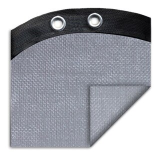 Pool Mate Pro-Mesh Silver Polyethylene XL Pool Cover (More options available)