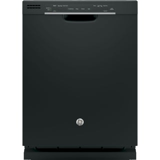 GE Black Stainless Steel Full Console Dishwasher (5 options available)