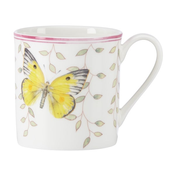 Shop Lenox Butterfly Meadow Live For Today Mug Free