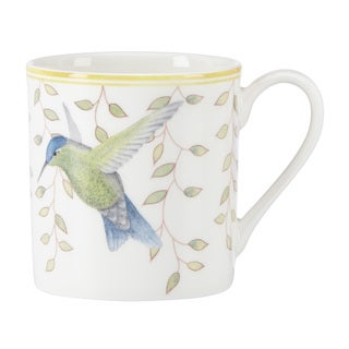 Lenox Butterfly Meadow Live Simply Multicolor Porcelain Mug