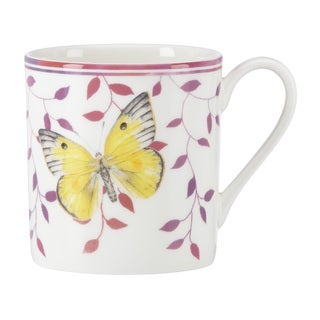 """Lenox Butterfly Meadow """"Be Grateful For Today"""" Mug"""