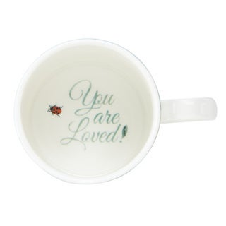 "Lenox Butterfly Meadow ""You Are Loved"" Mug"